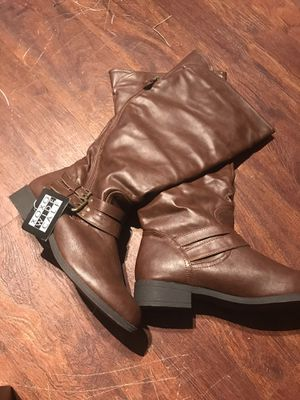 Women's size 10 wide calf boots for Sale in Grove City, OH