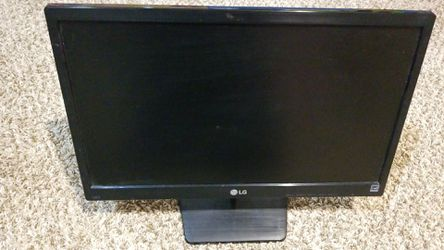 """LG 20"""" smart computer LED monitor for Sale in Canton,  MI"""