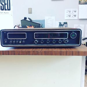 Tenna Radio & 8track Player for Sale in Bellingham, MA