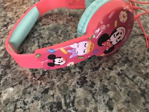 Minnie Mouse Children's Headphones for Sale in DeLand, FL