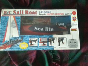 Sea Lite R/C Sailboat for Sale in Boca Raton, FL