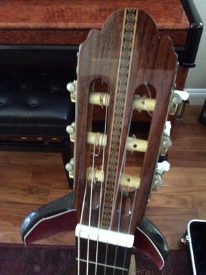 Classical guitar and case for Sale in Mission Viejo, CA