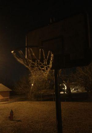 FREE basketball goal for Sale in Abilene, TX