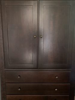 TV Armoir With Drawers for Sale in Beverly Hills,  CA