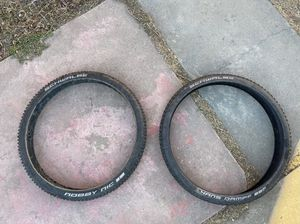 Schwalbe Tires Hans Dampf/Nobby Nic 29x2.35 for Sale in Hayward, CA