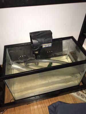 10 gallon fish tank kit for Sale in Attleboro, MA