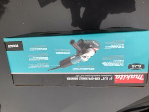 Makita variable speed grinder for Sale in Stockton, CA