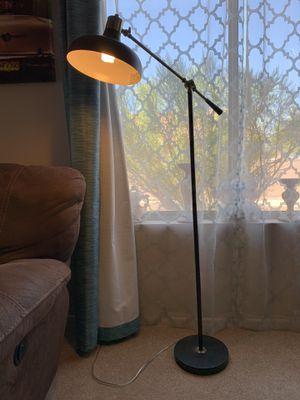 Floor reading lamp for Sale in Buckeye, AZ