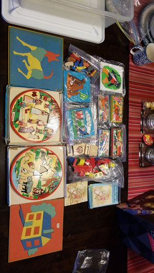 Vintage puzzels from England for Sale in Norfolk, VA