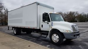 2007 INTERNATIONAL BOX TRUCK for Sale in Quincy, IL