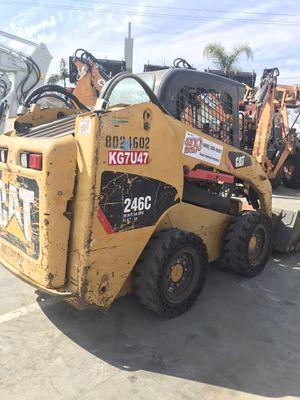 CAT Skid Steer #8024602 for Sale in Santa Fe Springs, CA