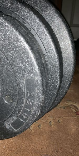 100lb Weight Set for Sale in Reedley, CA