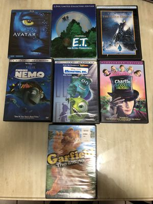 Disney movies for Sale in Tracy, CA
