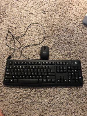 Keyboard and mouse (LIKE-NEW) for Sale in Spring, TX