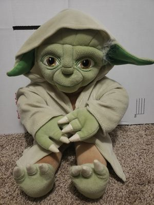 Star Wars Yoda Doll for Sale in Bend, OR