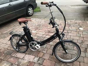 Blix Vika+ Foldable Electric Bicycle for Sale in Miami, FL