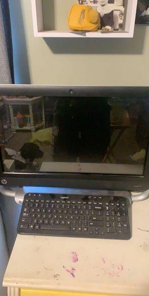 HP Touchscreen Desktop for Sale in Lillian, AL