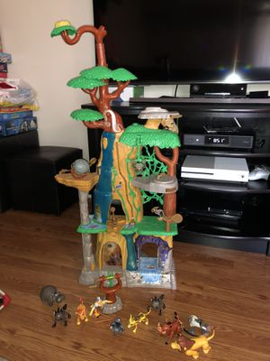 Lion guard toy set for Sale in Reston, VA