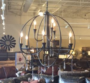 Large Beautiful Chandelier - Like New for Sale in Pittsburgh, PA