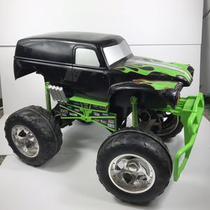 2003 Tyco 1/6 1:6 Scale Radio Control RC Gravedigger Truck Only 21.5in Untested for Sale in Sioux Falls, SD