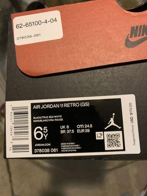 Jordan 11's bred for Sale in Gastonia, NC