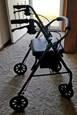 Like New NOVA Zoom 24 Walker Blue Color for Sale in Grand Island, NE