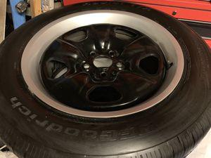 Camaro Rims and Tires for Sale in Bolingbrook, IL