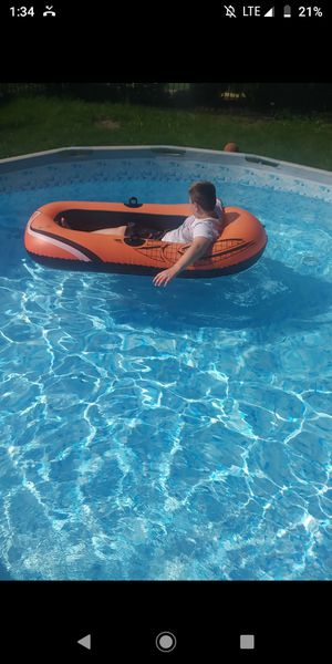 Inflatable boat for Sale in Collingswood, NJ
