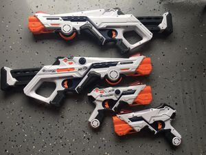 Nerf Laser Tag Guns for Sale in Fort Myers, FL