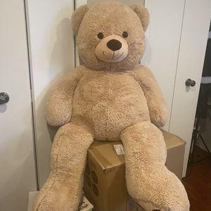 Big Teddy Bear, No Smoking Apt for Sale in Chicago, IL