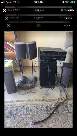 Onkyo Speaker System for Sale in Alpine, CA