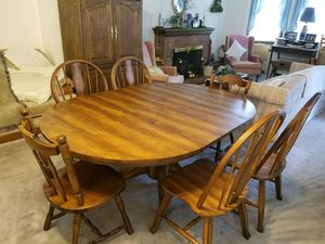 Kitchen table with chairs for Sale in Bear Creek Village, PA