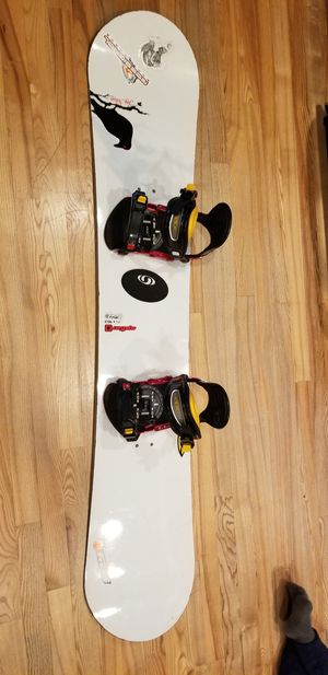 Snowboard 153 size for Sale in Kent, WA