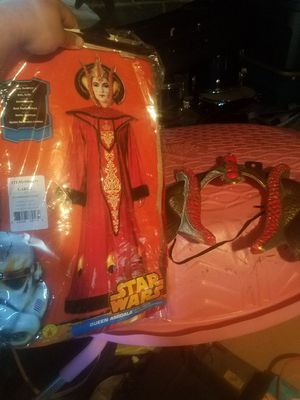 Queen Amidala costume adult large for Sale in Roselle Park, NJ