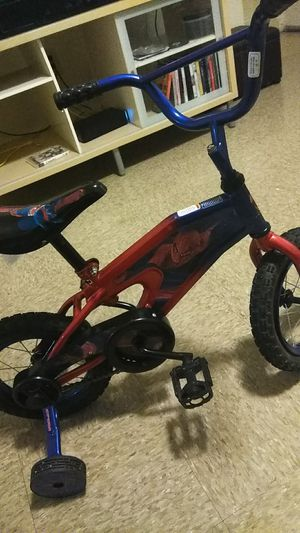Spiderman kids bike for Sale in Brooklyn Park, MD