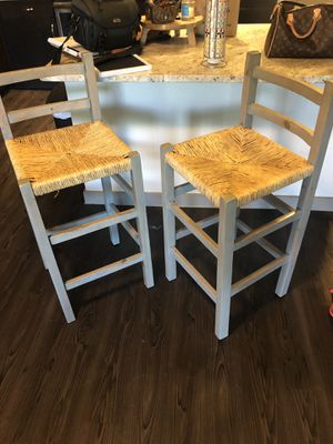 Rattan Bar stools for Sale in Austin, TX