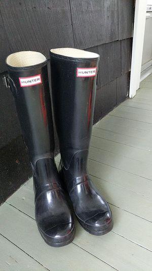 Hunter Rain Boots - Women Size 8 for Sale in Ashland, MA