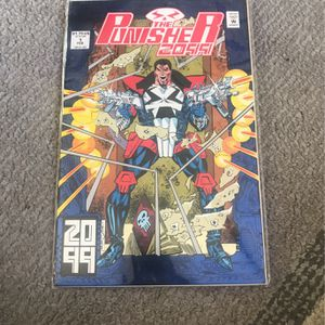 The Punisher 2099 Vol.1 #1 Feb 1993 for Sale in Sanger, CA