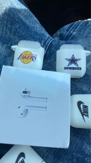 Apple AirPods Gen2 $90 cases $5 for Sale in Charlotte, NC