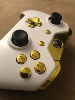 "Custom Xbox One ""The Golden Ticket"" Wireless Controller! for Sale in Corona, CA"