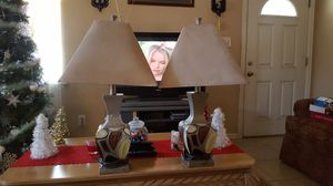 Table lamps for Sale in Fontana, CA