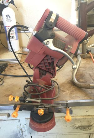 Chainsaw chain sharpening power tool for Sale in Apple Valley, CA