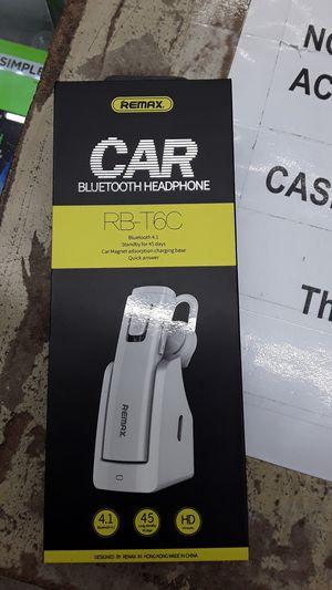 Car Bluetooth Headphone for Sale in Houston, TX