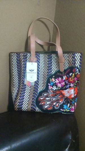 New with tags Viva Consuela Love Classic tote for Sale in San Antonio, TX