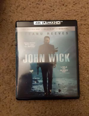 John wick 4k for Sale in San Diego, CA