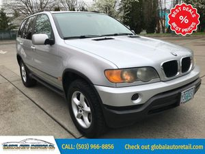 2002 BMW X5 for Sale in Portland, OR