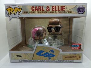 Disney Pixar's UP Carl And Ellie Shared Sticker Pop for Sale in Alhambra, CA