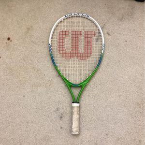 Wilson Kid Tennis Racket for Sale in Houston, TX