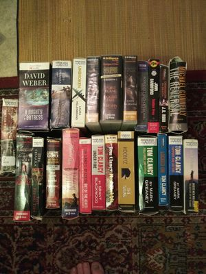 Audio books. 32 titles for Sale in Phoenix, AZ