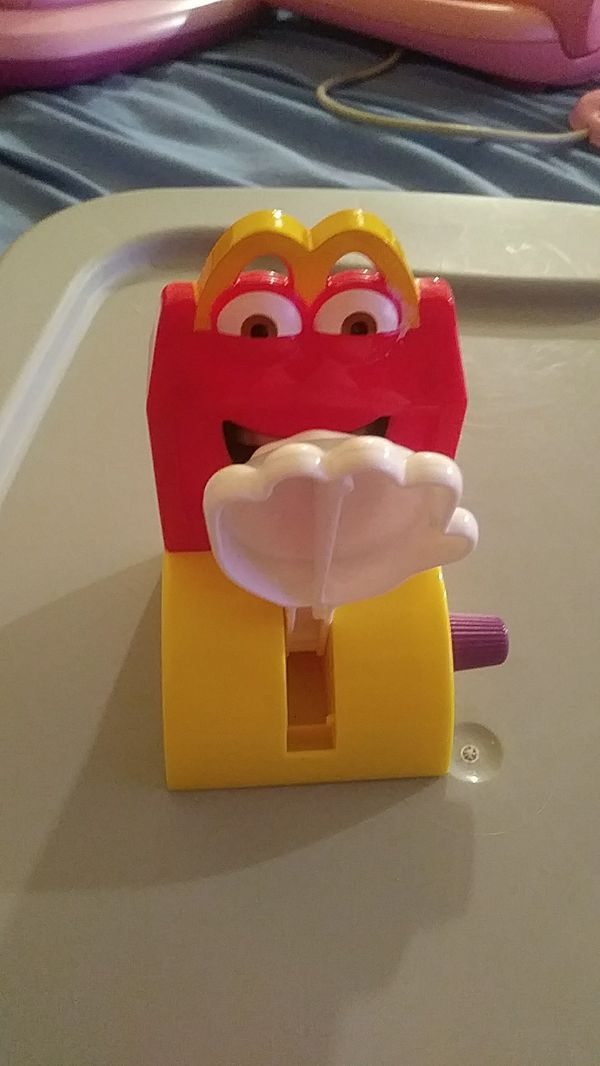 McDonald's toy ( must pick up